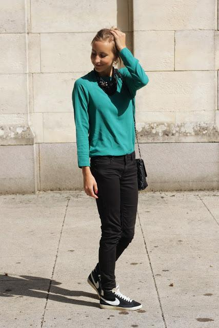 #124 Une tenue chic et street