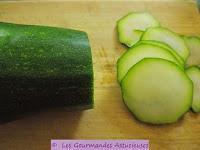 Tarte à la courgette et aux tomates (Vegan)