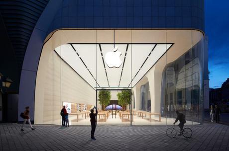 Apple ouvre son 460e Apple Store