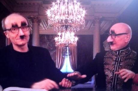 M. Dictionnaire, lunettes ! Gel et Jac