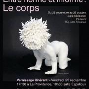 Exposition «Entre norme et informe : le corps» Les Mille Tiroirs | Pamiers