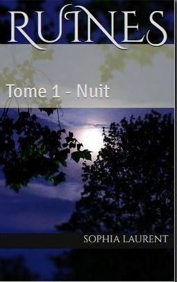Couverture Ruines, tome 1 : Nuit