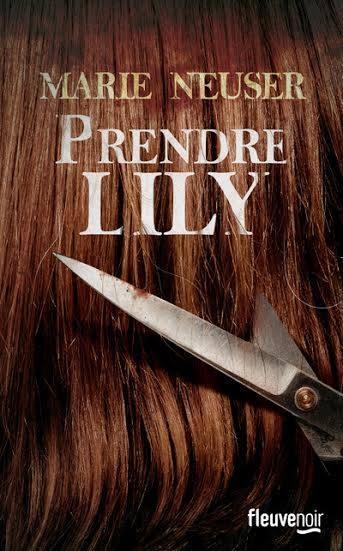 Couverture Prendre Lily