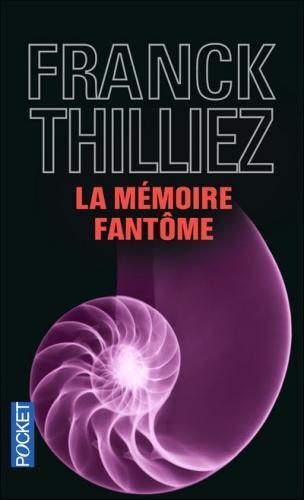 Couverture Lucie Hennebelle, tome 2 : La Mémoire fantôme