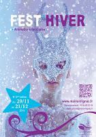 Affiche Fest'Hiver de Trignac 2014