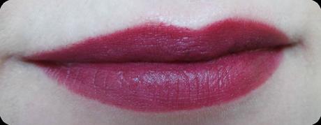 Mon avis mitigé sur les rouges à lèvres Gerard cosmetics