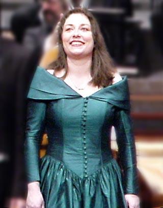Madama Butterfly pour ouvrir la saison 2015-2016 de l'Opéra de Montréal et la soprano Dorothy Röschmann avec l'Orchestre métropolitain