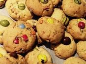Biscuits moelleux M&M's