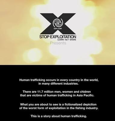 Thaïlande, campagne anti-esclavagisme [HD]