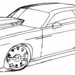 dessin de voiture