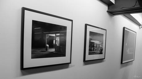 Toshio Shibata, «Night photographs» à la galerie Polka