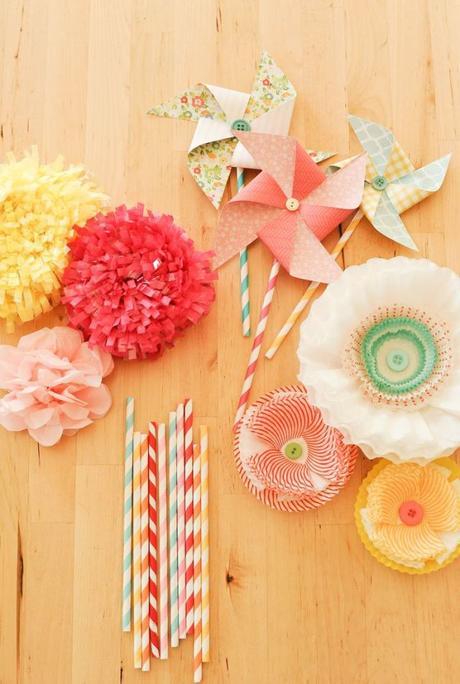 Quelques touches de couleurs pour votre mariage !