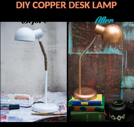 DIY ►  Pimp ta lampe de bureau !
