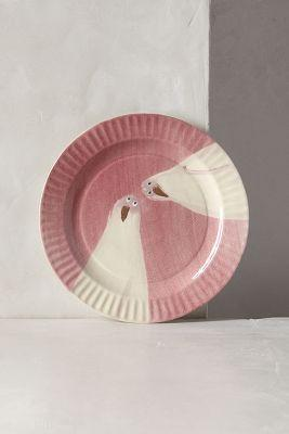 Holly Frean Gallus Dessert Plate1 (© Anthropologie)