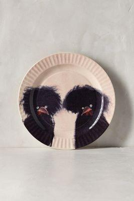Holly Frean Gallus Dessert Plate (© Anthropologie)