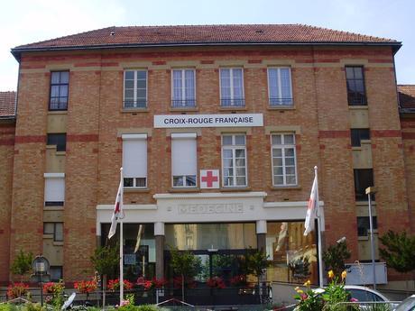 Un dimanche de patrimoine : le siège de la Croix-Rouge Française