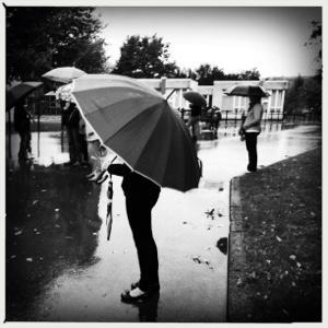 Septembre, il pleut...