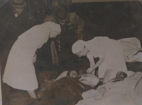La retirada - maternité suisse d'Elne