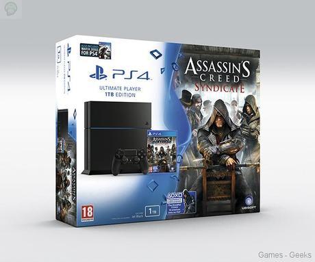 Un nouveau Bundle PS4 – Assassin's Creed Syndicate