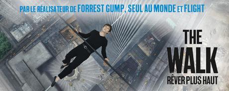 The Walk - Rêver plus haut : Joseph Gordon-Levitt suspendu à un fil au-dessus du vide