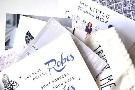 [Box] My Little Fashion Box - Septembre 2015