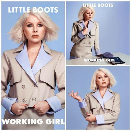 Mon album du moment: Working Girl par Little Boots