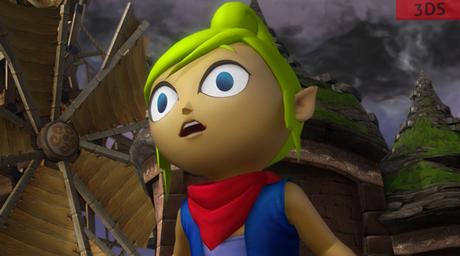 Hyrule Warriors 3DS : la 3D que sur New 3DS