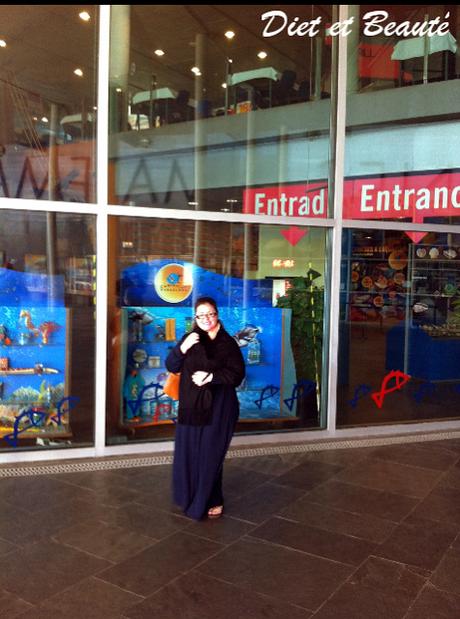 Voyage à Barcelone : 4éme Jour Visite de l'Aquarium de Barcelone