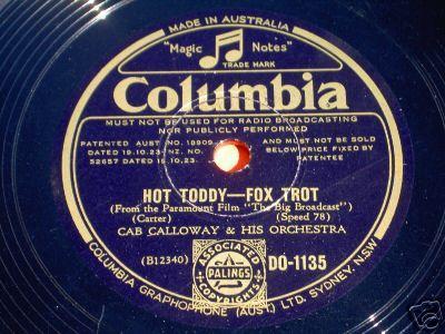 September 21, 1932: in New York studios