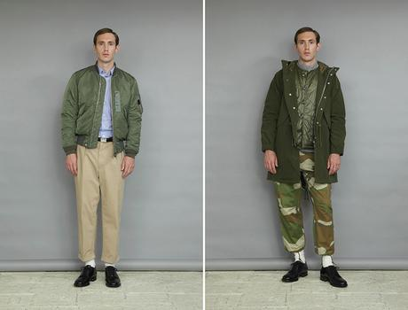 BEAMS PLUS – F/W 2015 COLLECTION LOOKBOOK