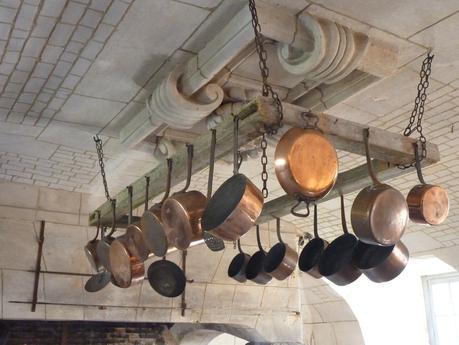 Du cuivre au plafond
