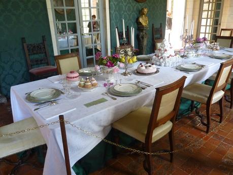 Table pour un festin