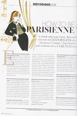 Inspirationnal Madame Figaro