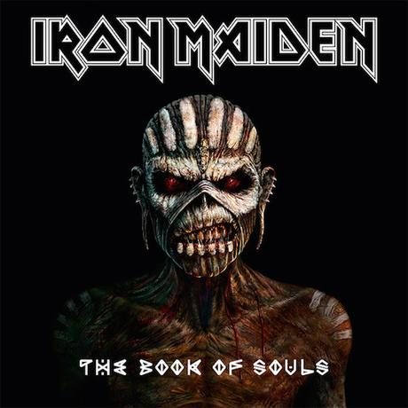 Iron Maiden #8-The Book Of Souls-2015