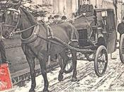 1907 PARIS femmes cocher, victoire féminisme