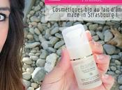 Hydrater yeux sensibles avec lait d'ânesse d'Anakaé, made Strasbourg