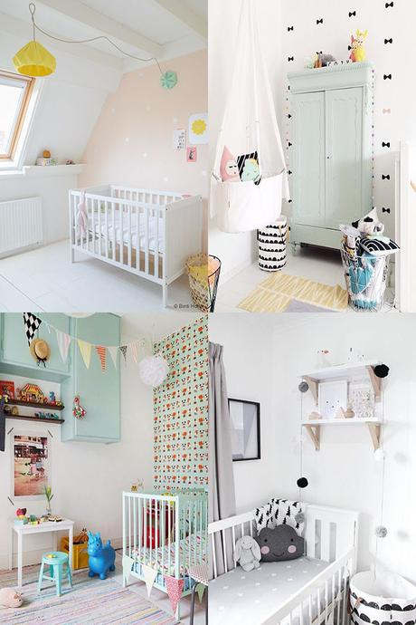 Inspiration #chambres d'enfant(s)