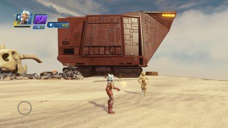 [Jeux vidéo] On a testé Disney Infinity 3.0 Star Wars, Twilight Of The Republic
