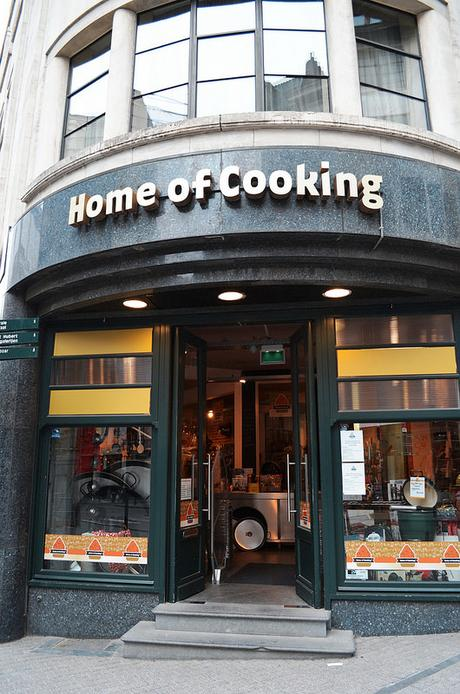 Home of Cooking