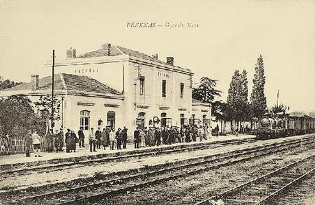 La Gare du Nord – Pézenas