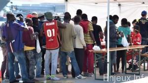 Libye : plus de 4.500 migrants sauvés en Méditerranée