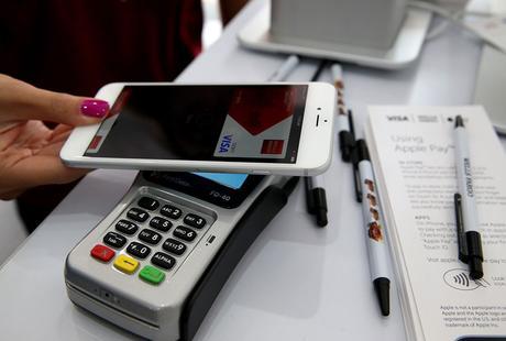 Apple lancera un service paiement en ligne en Chine