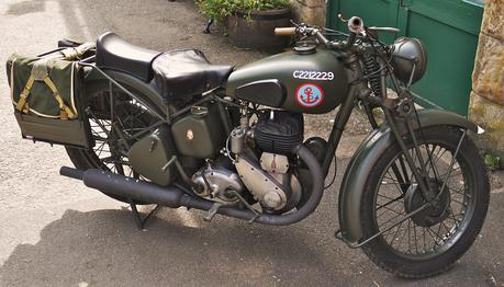 Bsa Vintage Motorcycles For Sale