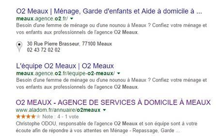 Google supprime les liens vers les pages Google + et les avis