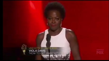 Viola Davis- emmy Awards
