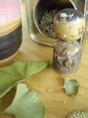An Ji Bai Cha et immortelle