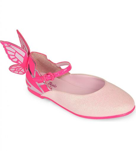 Sophia Webster Mini Chiara shoes 2-8 years - Charonbelli's blog mode