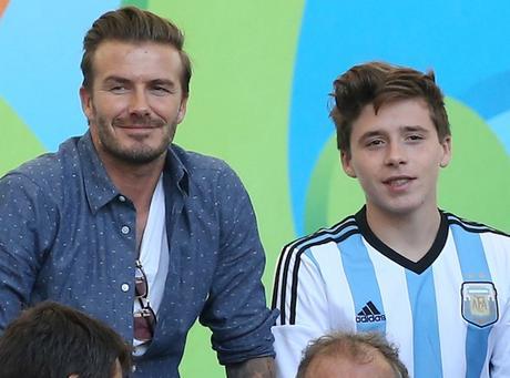 Le fils de Beckham ne veut plus jouer au foot, et la raison attriste David !