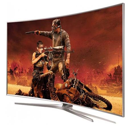 Test de la TV Samsung SUHD UE65JS9500