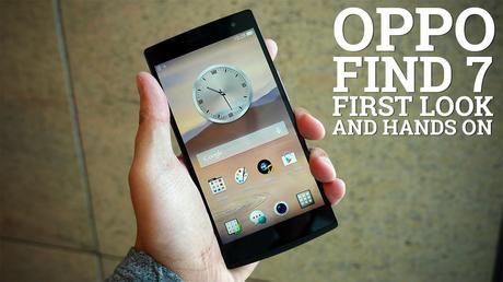 A vendre : Oppo Find 7